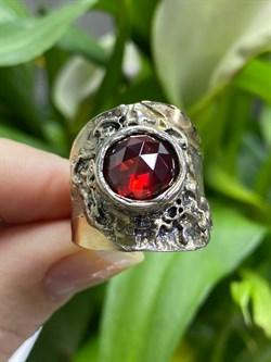 Кольцо идет на 18 размер. арт. SAR1123, Серебро 925 пробы, ООО «Нео-лог» ( около 10,49 г ). - фото 137124