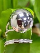 Кольцо арт. ЛС37-КРР071-14, серебро 925 пробы, Леди Самоцвет (вес около 5,1 г)