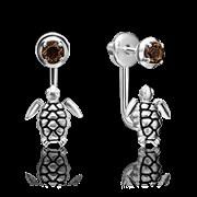 Серьги арт. 02-4669-00-202-0200-68, Серебро 925 пробы, производитель ООО ТД Платина Кострома. Россия. (вес около 4,5 г)