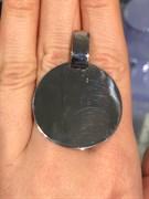 ПОДВЕСКА арт. ЛПП-022-Р,Серебро 925 пробы, Производство: ООО Золи,РОССИЯ (Вес около 5 г)