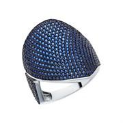 Кольцо арт. MP-R00979-X-WB-X-X-SB, Серебро 925 пробы, Fresh Jewelry производство ГОНКОНГ (вес 5,67 г)