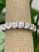 Кольцо арт. CZ-R01020-X-W-X-X-W, Серебро 925 пробы, Fresh Jewelry производство ИНДИЯ (вес 3,07 г)