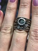 Кольцо, арт. MVR1458LB-514, Серебро 925 пробы, идет на 17,5 размер, импортер ИП Мохин Г.В. Производство ИЗРАИЛЬ (Вес около 9,32 г.)